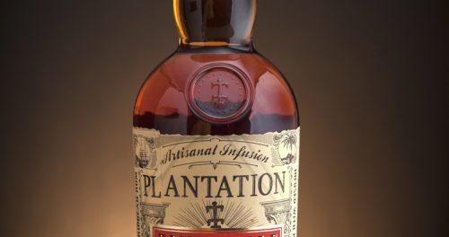 Spiritueux alcool brun